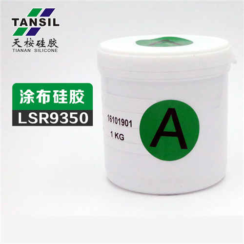 Liquid coating silicone